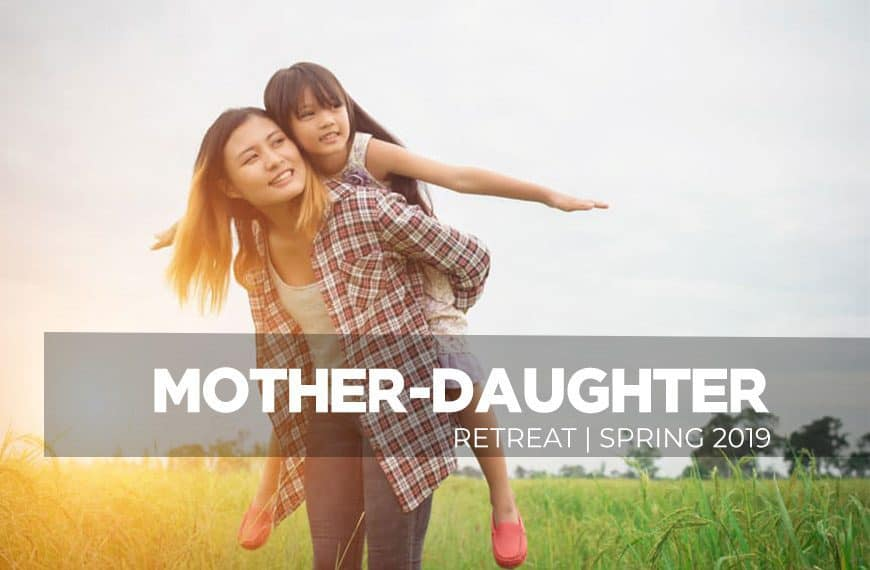 Mother Daughter Retreat Intervarsity Circle Square Ranch Big