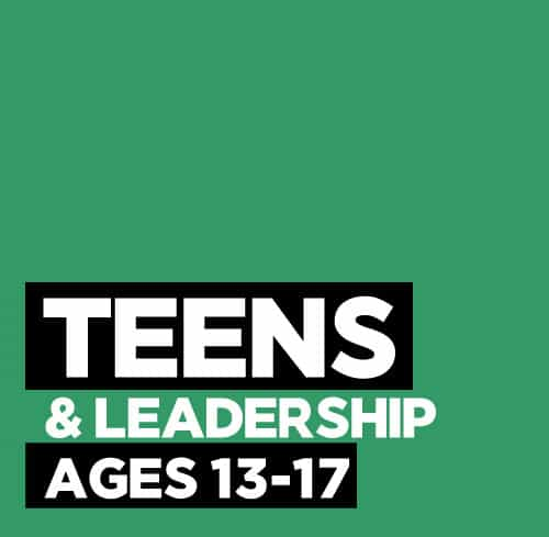 Teens & Leadership