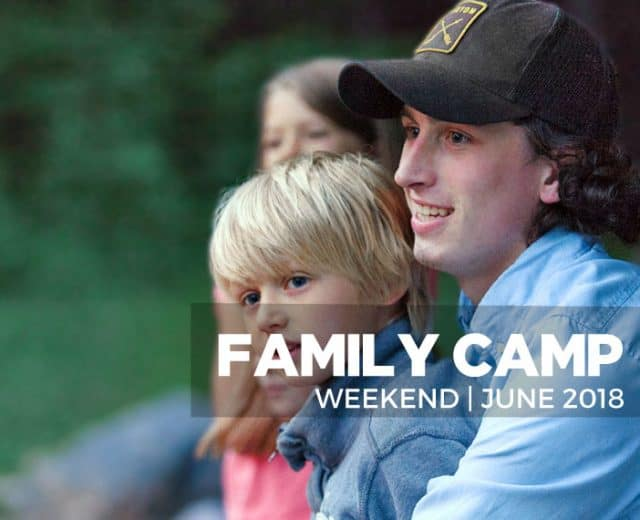 Family Camp Weekend