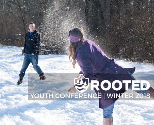 Rooted Ranch Youth Conference