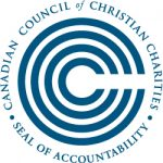 Canadian Council of Christian Charities logo. Links to their website.