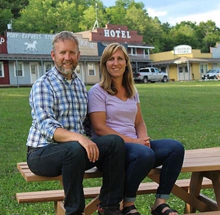 Anne & Andrew Douglas | Directors